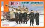 1-72-Tiger-I-Early-Production-Wittmanns-Command-Tiger