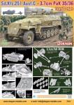 1-72-Sd-Kfz-251-Ausf-C-+-3-7cm-PaK-35-36