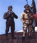 1-48-German-Pilot-and-Mechanic-Winter-1939-45