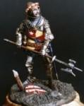 54mm-English-Knight-Richard-de-Vere-Agincourt-1415