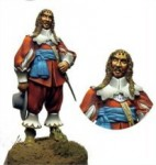 54mm-Artillery-Officer-Thirty-Years-Wars