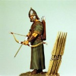 54mm-Roman-Eastern-Auxiliary-Archer-1st-C-A-D