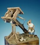 54mm-Roman-Ballista-with-artilleryman-1st-to-2nd-century-AD