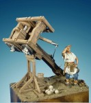 54mm-Roman-Ballista-with-artilleryman-1st-to-2nd-century-AD