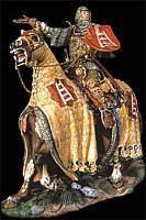 90mm-Italian-medieval-Knight
