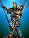 90mm-Medieval-European-Knight