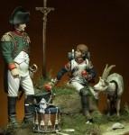 90mm-LA-SORPRESA-Napoleone-Campagna-di-Spagna-1809