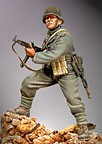 RARE-German-Grenadier-Germany-1944-45-Standing-w-MG