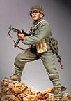RARE-German-Grenadier-Germany-1944-45-Standing-w-MG-SALE-SALE