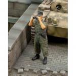 1-35-Waffen-SS-Tanker-Looking-Through-Binoculars-WWII