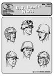 1-35-U-S-Heads-WWII