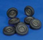 1-35-Krupp-Protze-Wheels-for-Tamiya-kit