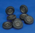 1-35-Krupp-Protze-Wheels-for-Tamiya-kit