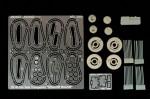 1-35Transmission-Chains-for-Dragon-Wagon-for-Tamiya-kit