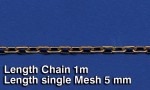 Metal-Chain-B-Length-single-Mesh-5-mm-retez