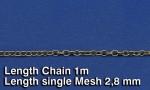 Metal-Chain-D-Length-single-Mesh-28-mm-retez