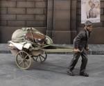 1-35-Evacuee-pulling-cart