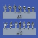 1-35-Assorted-hands-set-No-1