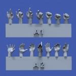 1-35-Assorted-hands-set-No-1