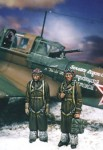 RARE-1-32-WWII-Russian-Pilots-2-SALE