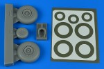 1-48-Do-217N-wheels-and-paint-masks-early-B-ICM