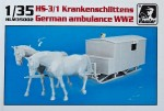 1-35-HS-3-1-Krankenschlittens-resin-model-and-PE