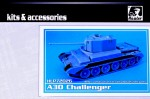 1-72-A30-Challenger-British-Tank-resin-kit