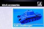 1-72-A30-Challenger-British-Tank-resin-kit