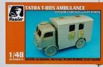 1-48-TATRA-T-805-Ambulance-full-resin-kit