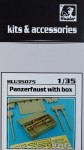 1-35-Panzerfaust-with-box-2-sets-resin-and-PE