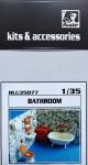 1-35-Bathroom-resin-diorama-set