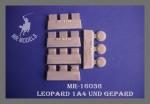 1-16-Lower-hull-sealing-plugs-for-Tamiya-Leopard-1A4-Gepard