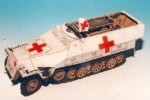 RARE-1-35-Sd-Kfz-251-8-Ausf-D-Ambulance-interior-set-TAMIYA