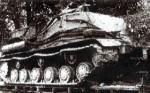 1-35-ISU-T-Recovery-Tank-conversion-ZVEZDA-ISU-122-152