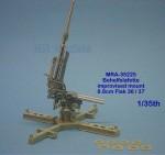 1-35-Expedient-gun-mount-for-late-8-8cm-Flak-37-Conversion-Kit
