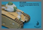 1-35-Gun-barrel-set-and-upgrade-Char-B1-bis-TAMIYA