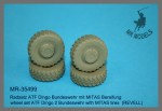 1-35-Wheel-set-ATF-Dingo-2-Bundeswehr-with-MITAS-tires-REVELL