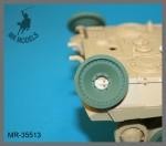 1-35-Panther-D-roadwheels-Type-A-set-with-10-wheels-TAMIYA