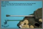 1-35-Gun-barrel-76mm-M2-with-muzzle-brake-for-Sherman-M4A3E8-TAMIYA