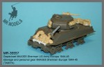 1-35-stowage-and-personal-gear-M4A3E8-Sherman-Europe-1944-45-TAMIYA