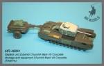 1-48-Churchill-Mk-VII-Crocodile-scale-1-48-TAMIYA