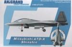 1-72-Mitsubishi-ATD-X-Shinshin-Japan-stealth-fighter-demonstrator-