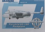 1-72-Fairchild-XC-120-Packplane-Modified-C-119-with-detachable-cargo-pod-