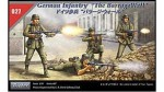 RARE-1-35-German-Infantry-The-Barrage-Wall-SALE