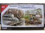RARE-1-35-German-Panzer-Crew-Set-SALE
