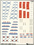 1-350-Soviet-Russian-Navy-flags-and-markings