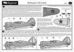 1-48-Polikarpov-I-16-family
