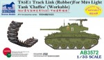 1-35-T85E1-Track-Link-Rubber-for-M24-Chaffee-Light-Tank-Chaffee-Workable