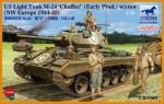 1-35-U-S-Light-Tank-M-24-Chaffee