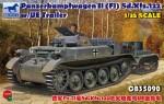 1-35-Pz-Kpfw-II-Fl-Sd-Kfz-122-with-UE-Trailer